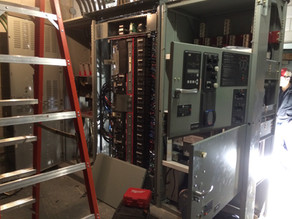 Humber College – Switchboard Retrofit