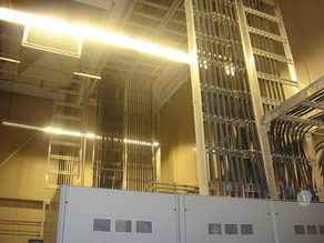 Dominion Plastic - Main Switchboard and Extrusion Lines