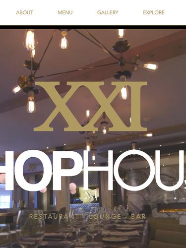 XXI Chophouse