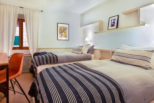 Patani Twin Bedroom