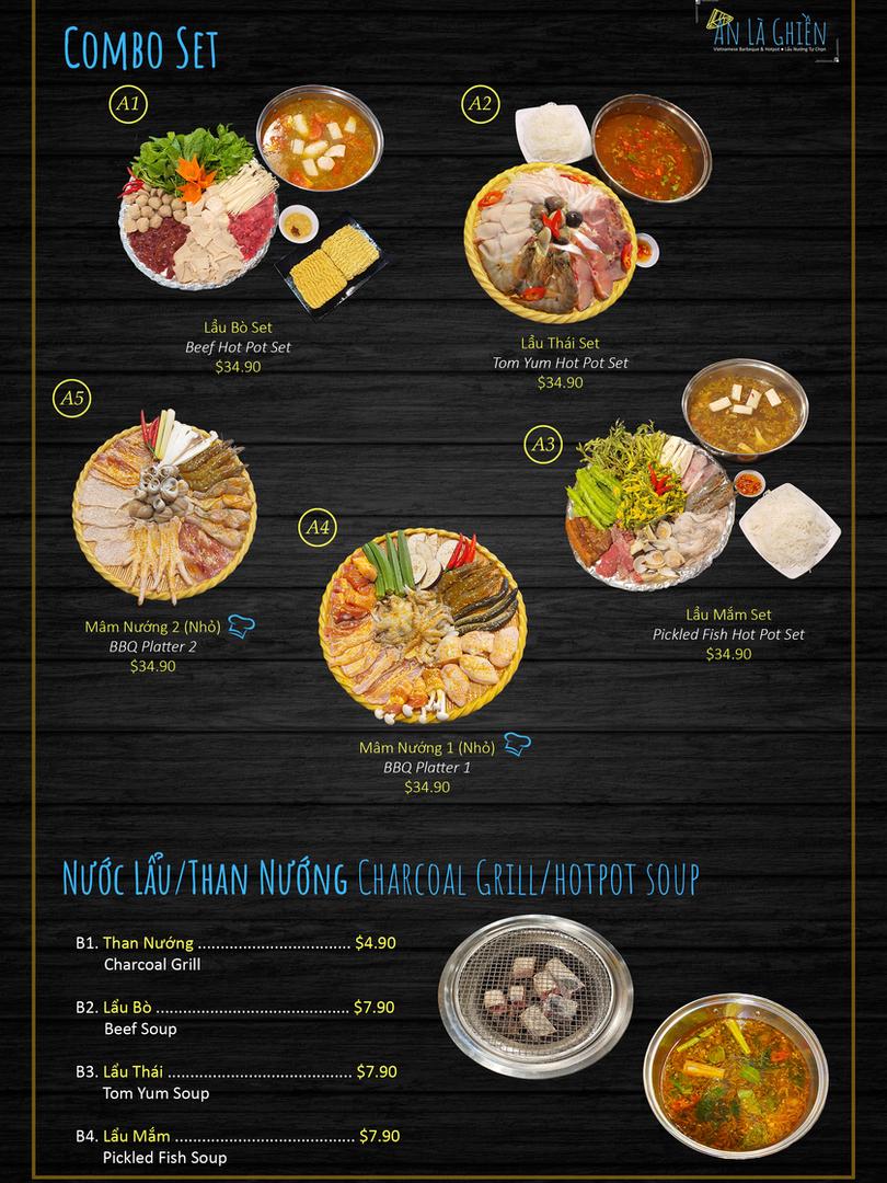 2. Grill Hot Pot