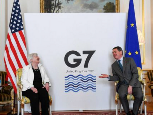 G7 Tax Deal a Gift for the Multinationals