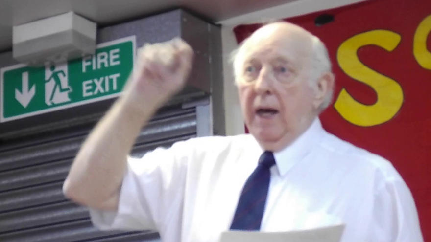 VIDEO: Scargill on 'Socialism After Brexit'