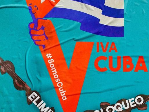 Defend Cuba!