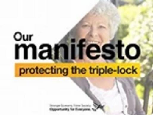If the Tories break the triple lock, pensioners will break the Tories