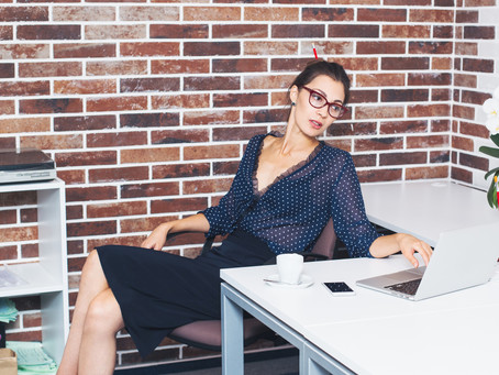 Why You Need to Stop Slouching at Work