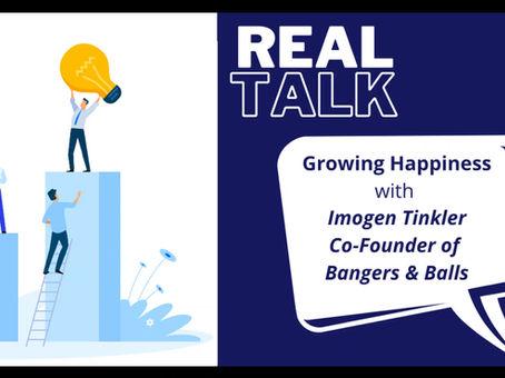 Real Talk: Imogen Tinkler - Bangers and Balls.