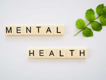 Mental Health Awareness week! Monday 10th - Sunday 16th May: How does nature impact our well being?