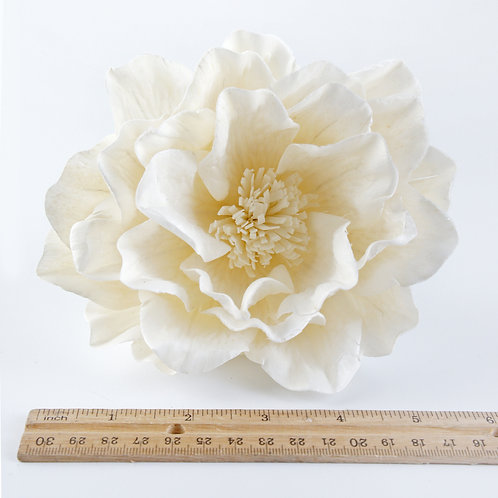 Large Lily Sola Flower Top   for Home fragrance Diffuser.