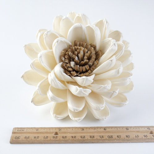 Large Magnolia Sola Flower Top   for Home fragrance Diffuser.