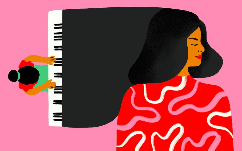 Vox - My nemesis, the piano