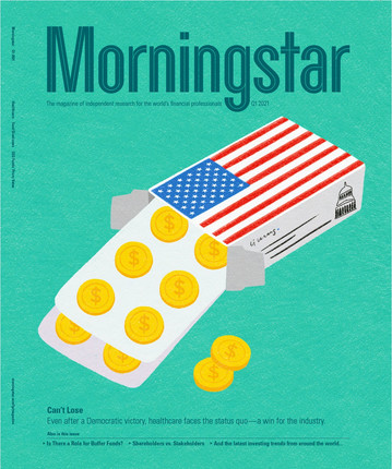 Morningstar COVER - Healthcare in the US