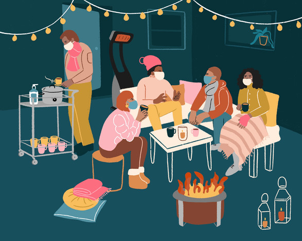 Philadelphia Magazine - A guide to embrace the outdoor hang in winter