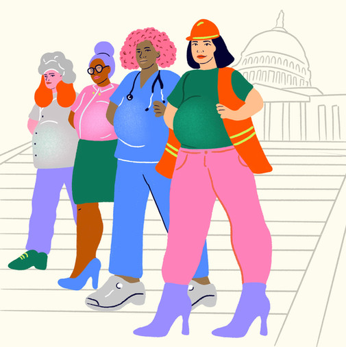The New York Times - Pregnancy Workers Fairness Act