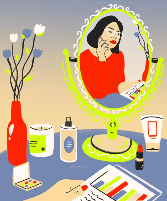 Refinery 29 - Marketing Consultant in the Beauty industry