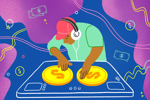 NPR - Turn your hobby into a job aka side hustle