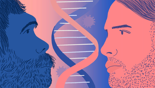 The Economist - DNA from Neanderthals affects vulnerability to covid-19
