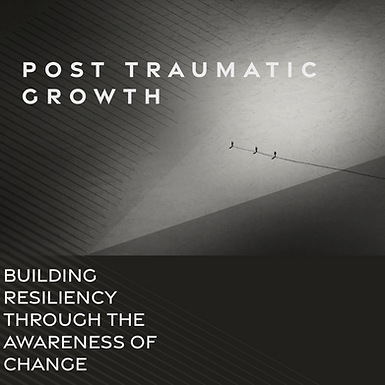 Post-traumatic Growth for Leaders