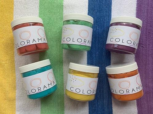 Rainbow Jar Set
