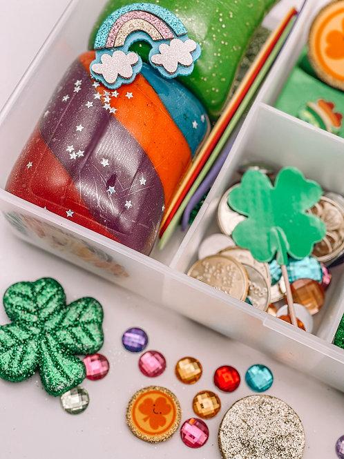 St. Patrick's Day Playdough Kit