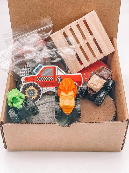 Refill Playdough kit