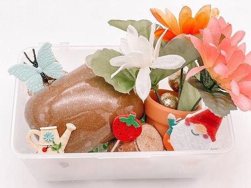Garden Mini Playdough Kit