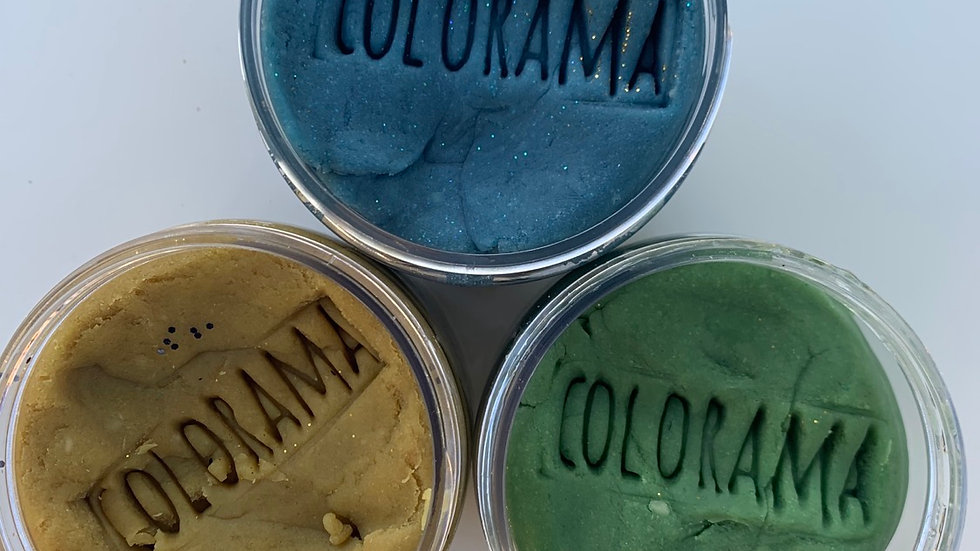 CUSTOM COLORS 3 Jar Set