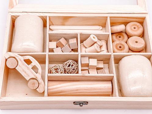 Montessori Loose Parts Kit