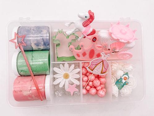 Princess Playdough Kit