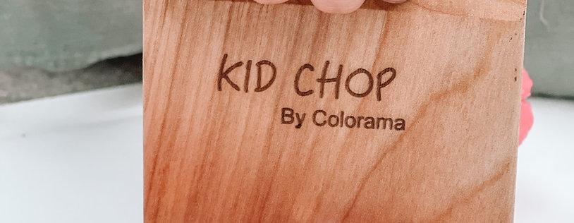 PRE-ORDER KidChop