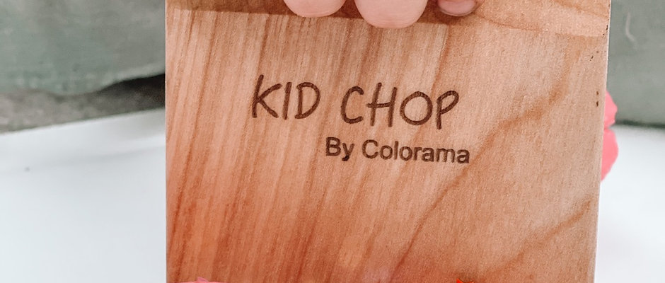 KidChop by COLORAMA
