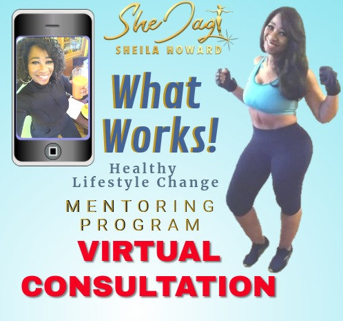 "Mentoring - Virtual Consultation ""What Works"" Mentoring Session with She Jag!"
