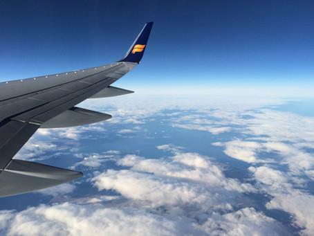 Last stop...Iceland