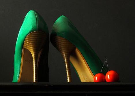 Vert & rouge