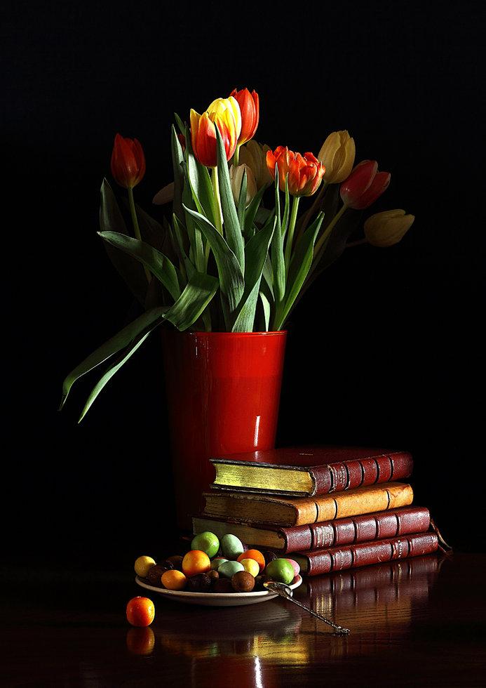Les tulipes N°2006