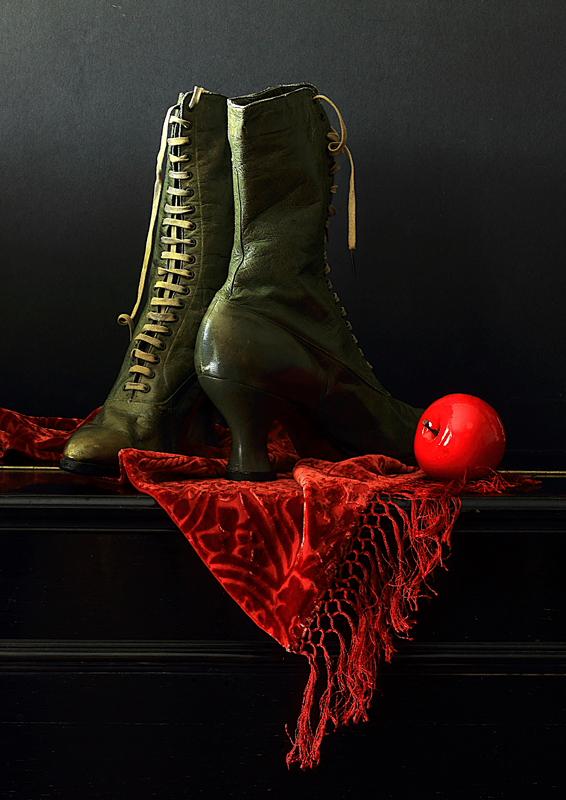 IMG_8643 Les chaussures de Marielle