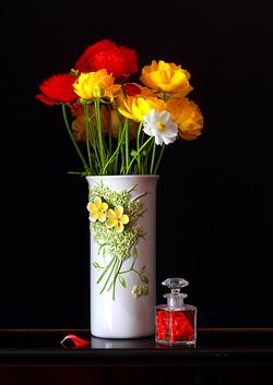 IMG_4414 Vase fleuri aux renoncules