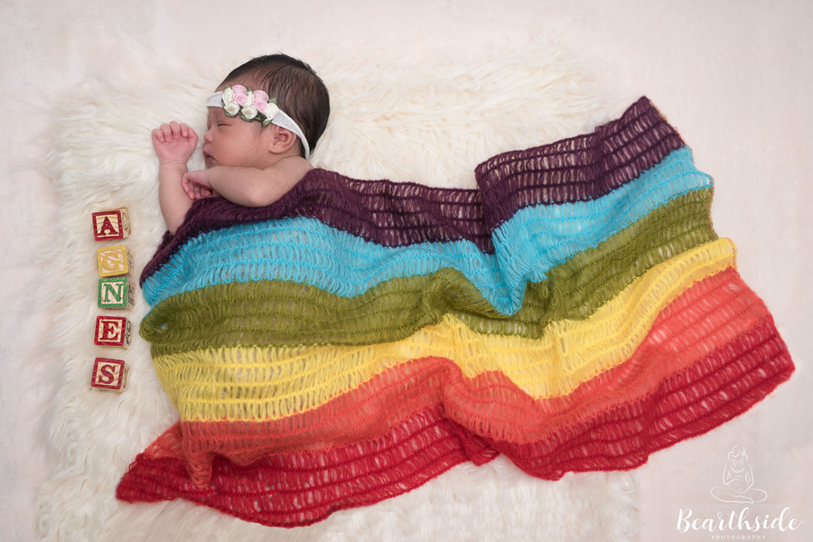 NEW BORN   Agnes Dei @ 6 days