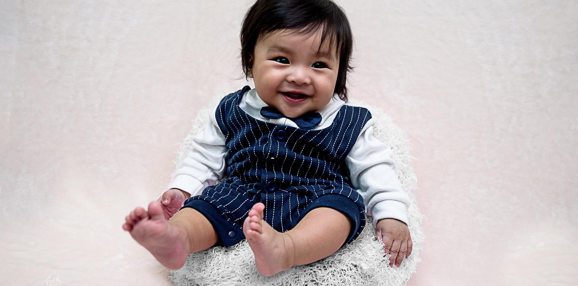 BABY | Ruan Caden @ 5 months