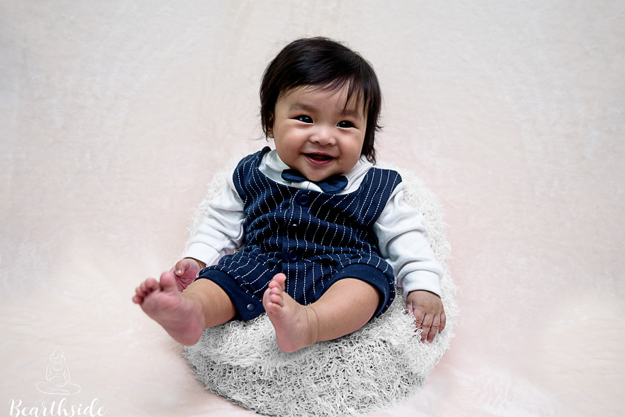 BABY   Ruan Caden @ 5 months
