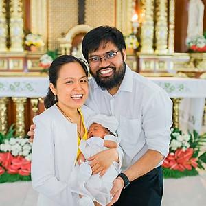 BAPTISM | Marjabasil
