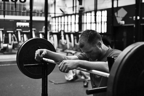 Gym / Heavy Strength Phase 4
