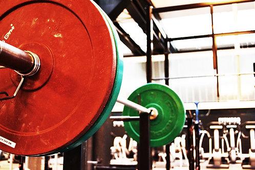 Gym / Heavy Strength Phase 2