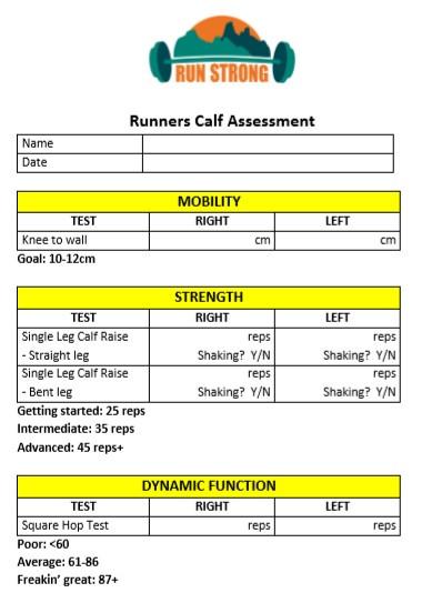 #runstrong #strengthforrunners #runnersstrength