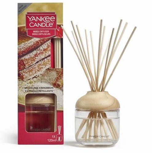 Sparkling Cinnamon - Diffusore a bastoncini 120ml