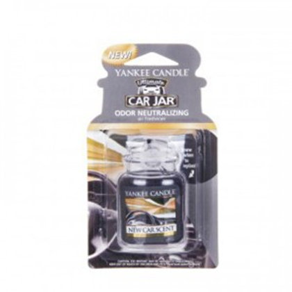NEW CAR SCENT - Car Jar Ultimate