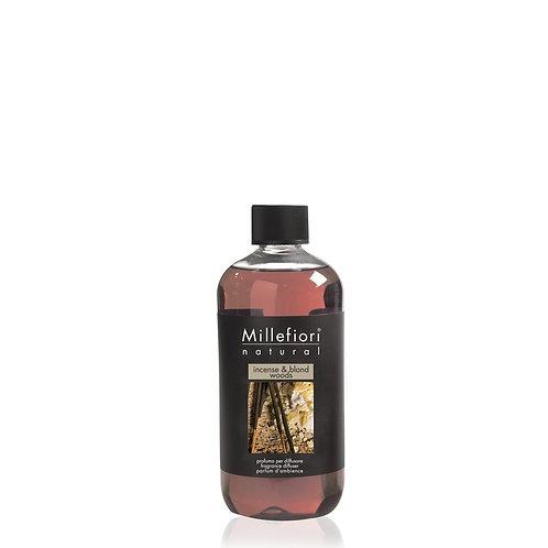 MF - Ricarica fragranza - INCENSE & BLOND WOODS - 250ml