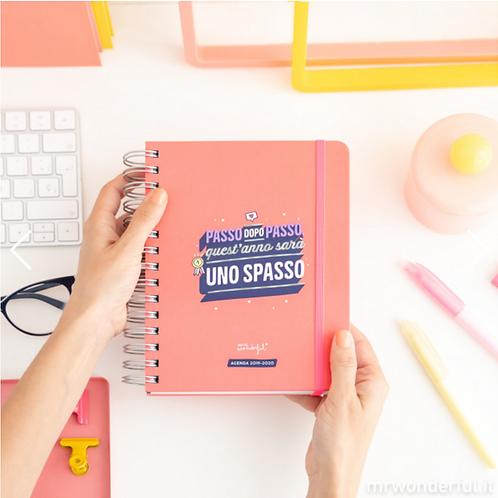 Agenda sketch - GIORNALIERA 2019 - 2020