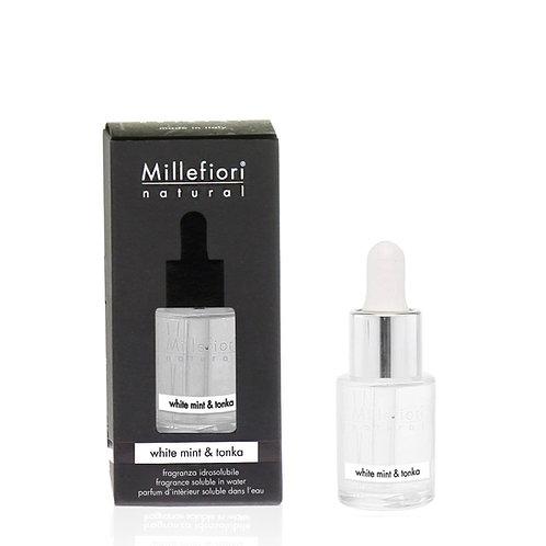 MF - Fragranza idrosolubile - WHITE MINT & TONKA - 15ml
