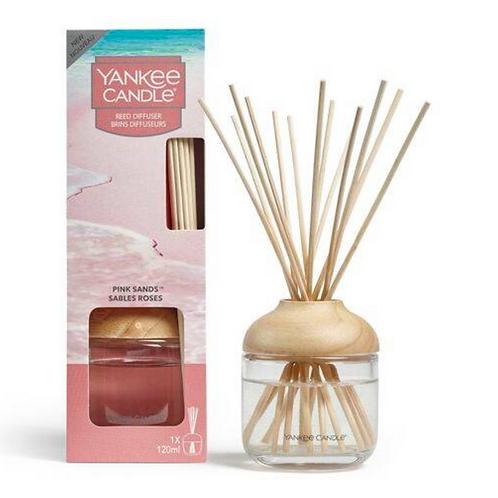 Pink sand - Diffusore a bastoncini 120ml